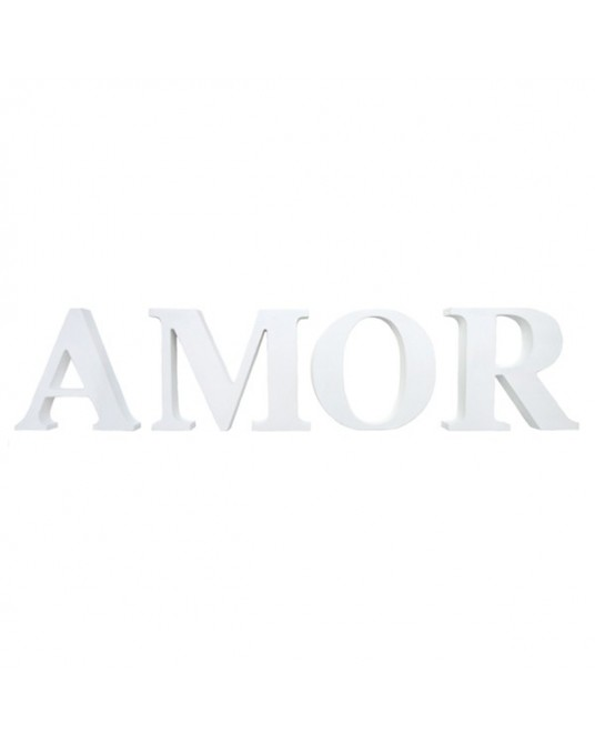 LETTERS AMOR