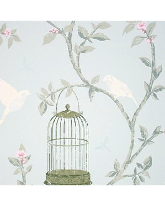 Birdcage Walk Azul