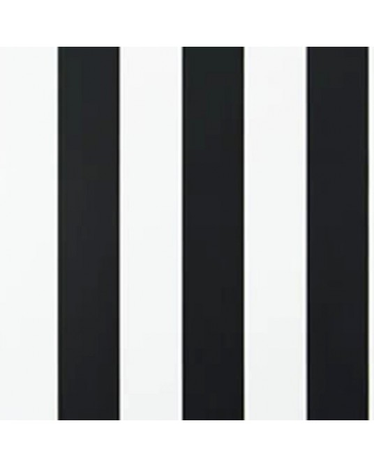 Spalding Stripe B&W