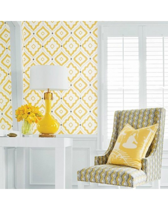 Bungalow Yellow