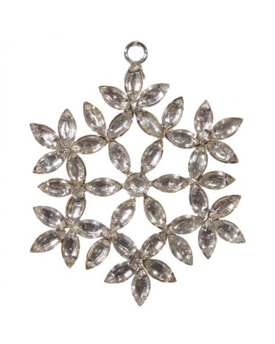 Snowflake Jóia 9,5 cm