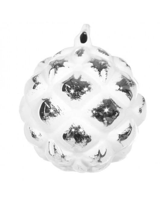 Ball Garnet White 8 cm