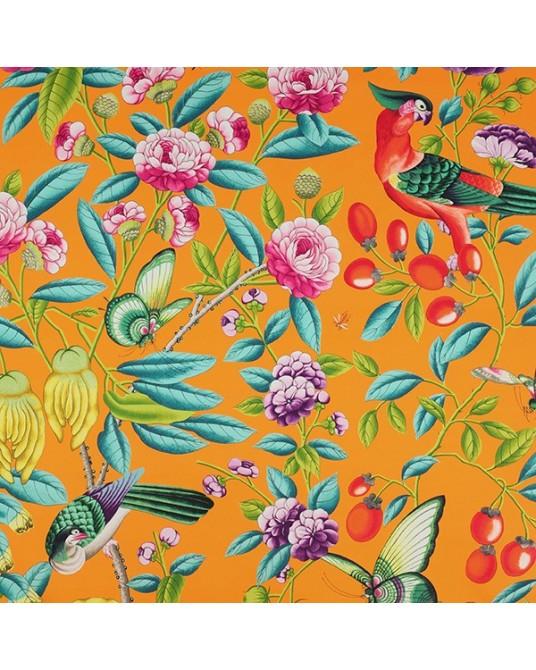 Jamaica Turquoise Fabric