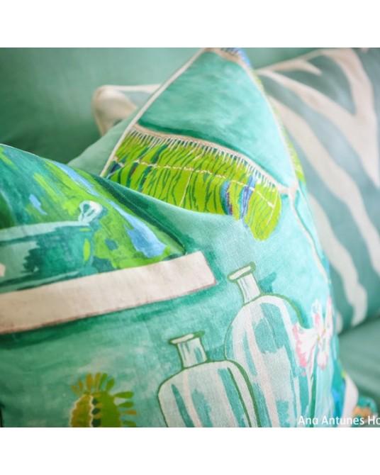 Copacabana Mauve Fabric