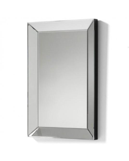 Espelho Reef silver
