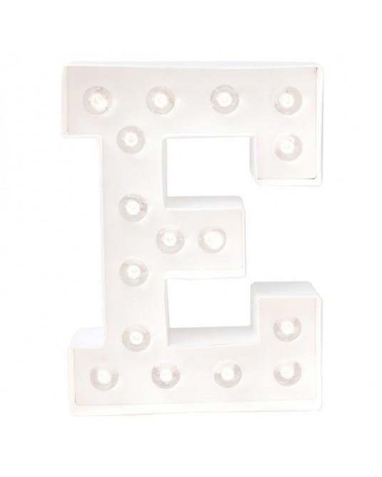 Letter Lights E