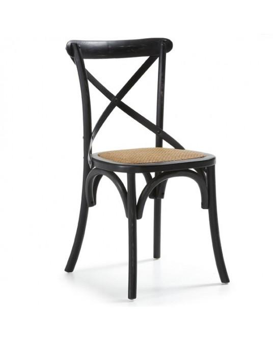 Cadeira Silea Preta