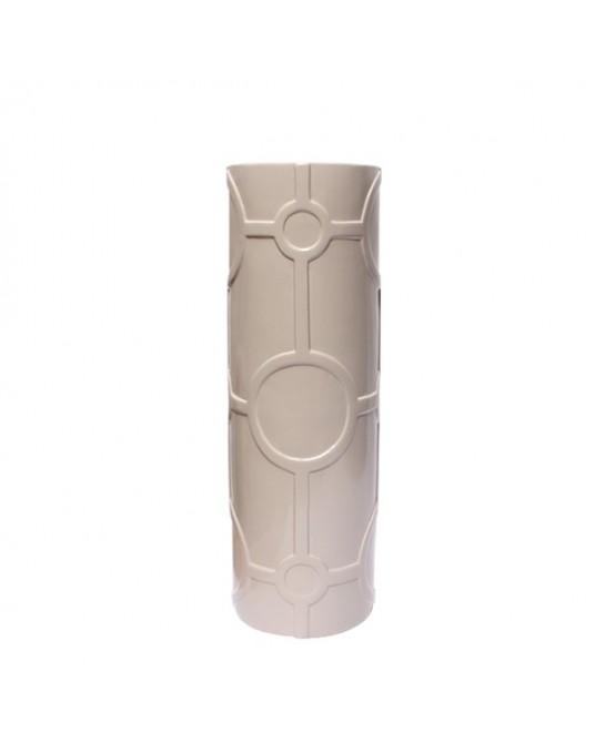 Vase Century Bege Alta
