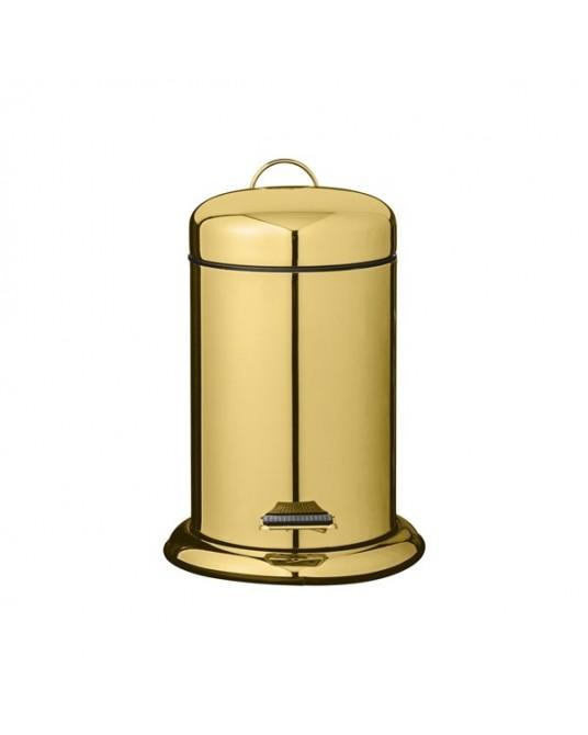 Balde Lixo Gold