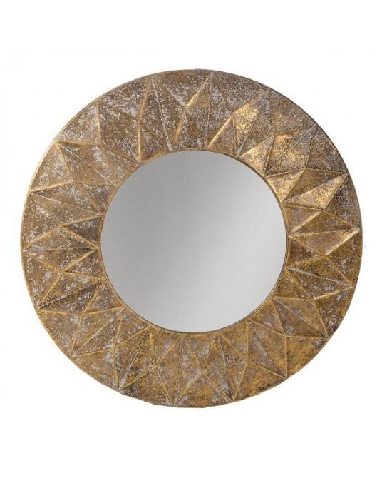 Mirror Metal Dourado