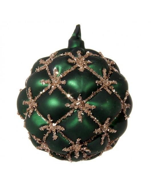 Bola Cone Dark Green 8 cm