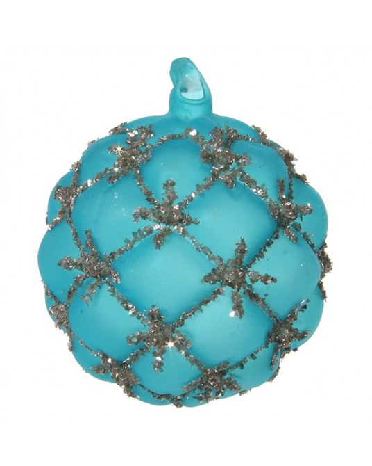 Bola Cone Blue 8 cm