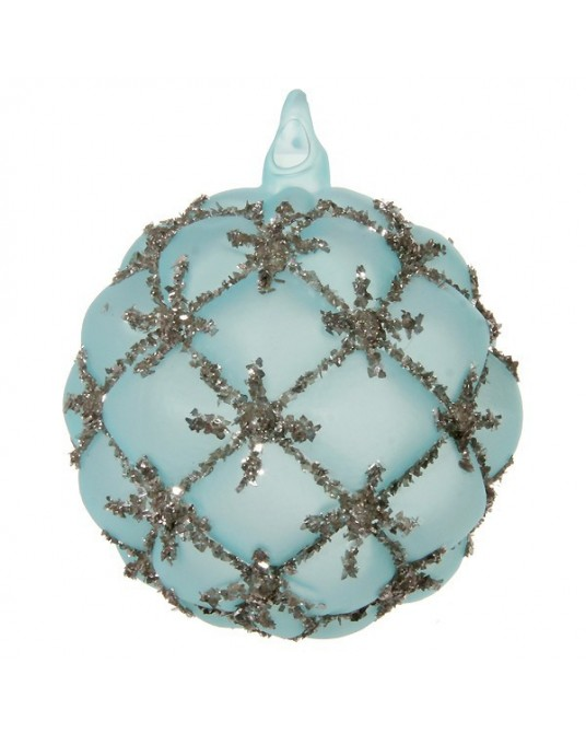 Bola Cone Light Blue 8 cm