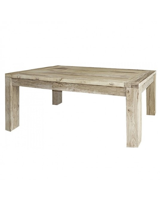 Dining Table OAKLAND 120(200)x120 cm