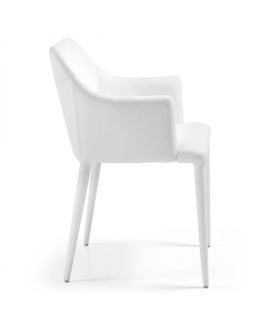 Chair Dant Eco-Nobuck Light Grey
