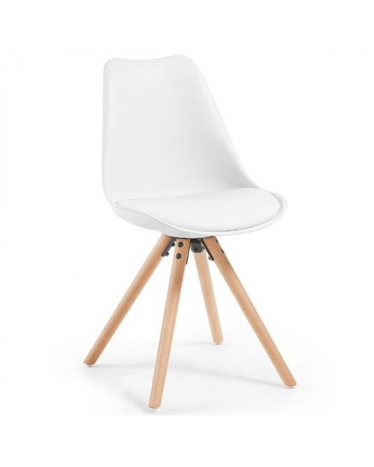 Chair Danai Eco-Nobuck Beige
