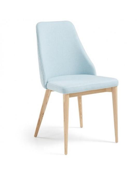 Chair Roxie Fabric Dark Grey