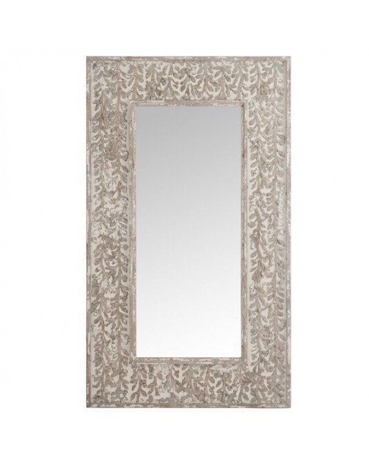 Mirror Gold Branch D110cm