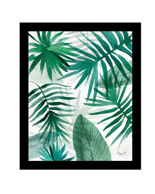 Palm Leaves Frame I