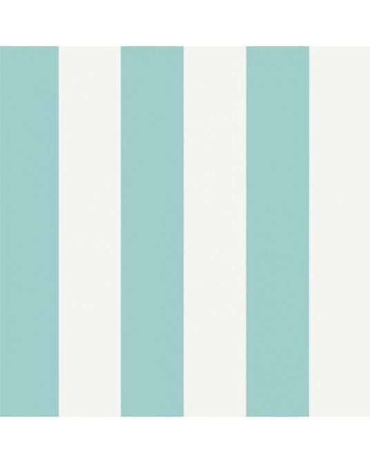 Summer Stripe Turquoise