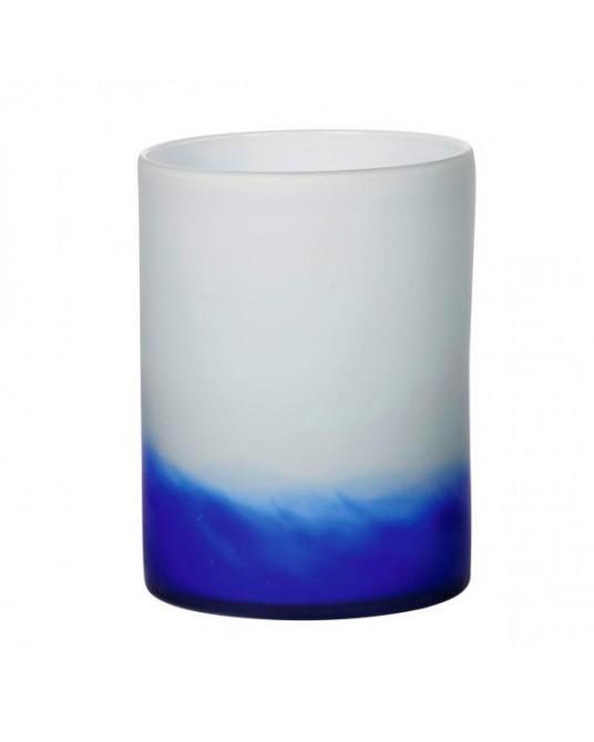 Vaso Azul Ombré