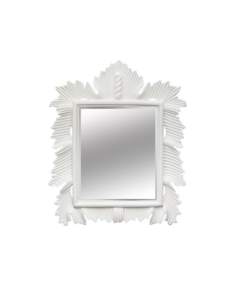 Espelho Silver Braid