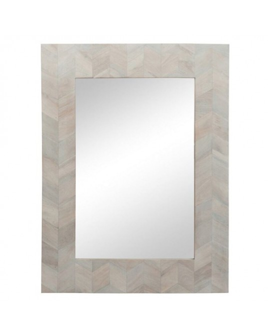 Mirror Chevron Wood