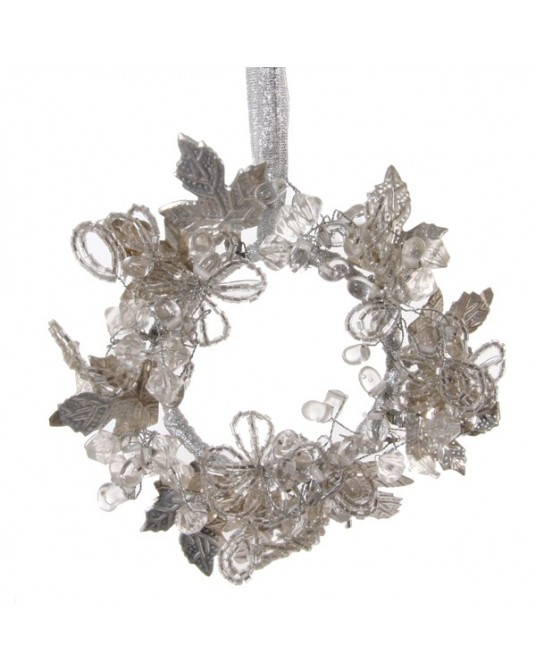 "Coroa ""Metal Leaf Silver"""