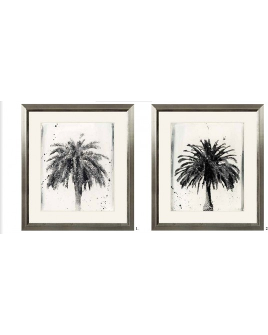 Moldura Dream Palm Black