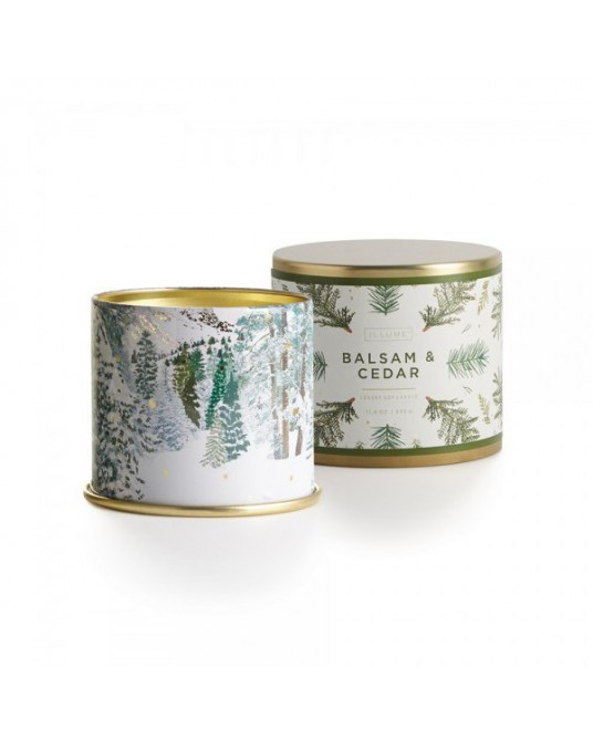 Vela Balsam & Cedar Lata