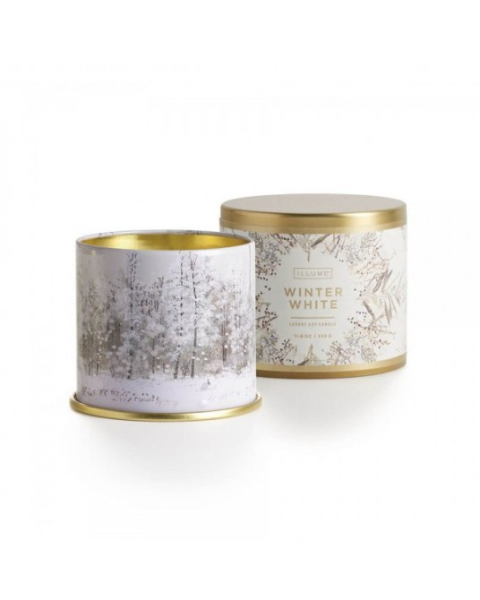 Vela Winter White Lata