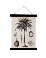 Tela Gravura Palm