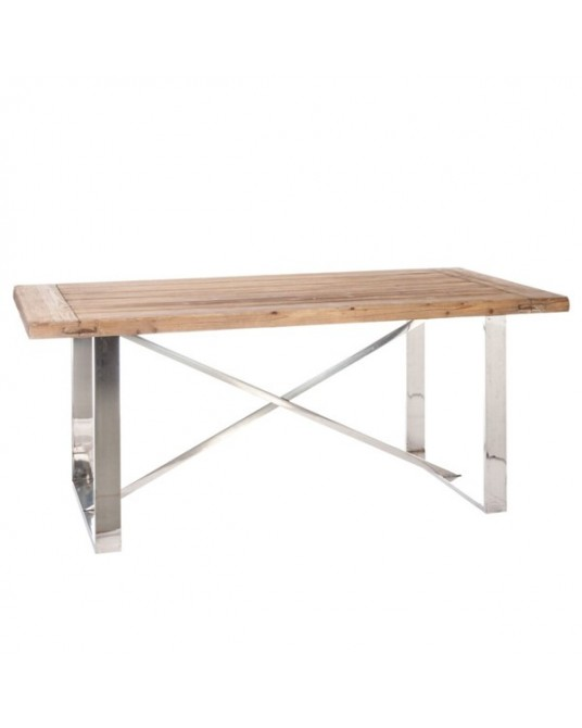 """Dinning Table """"Cross Nature"""""""
