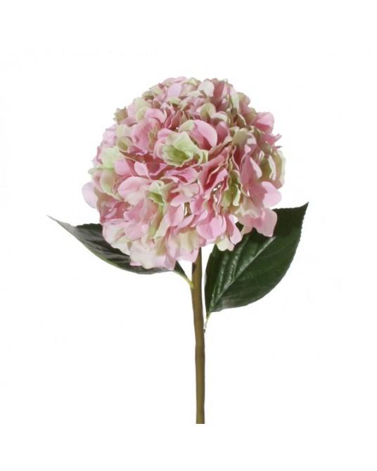 Hortênsia Rosa 90cm