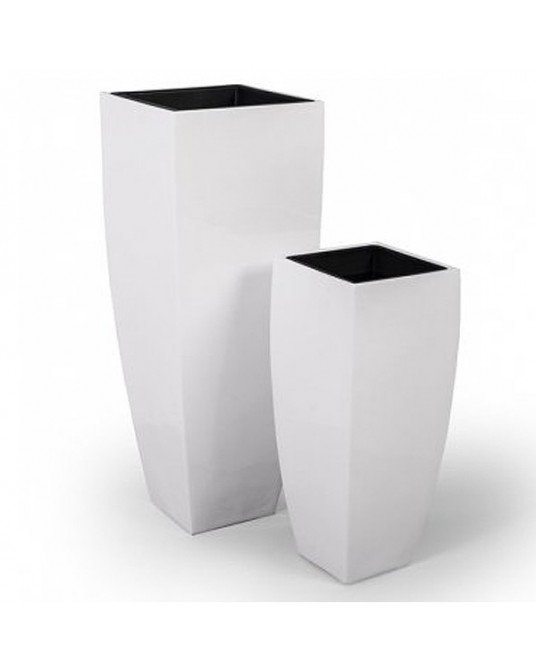 White Vase S