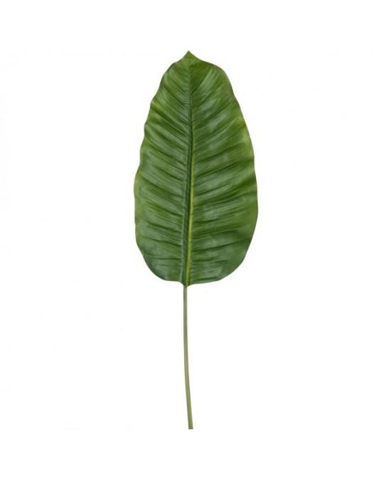 Folha Platano Verde 99cm