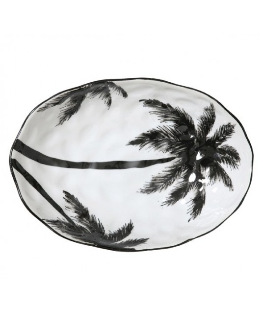 Black Palm Bowl