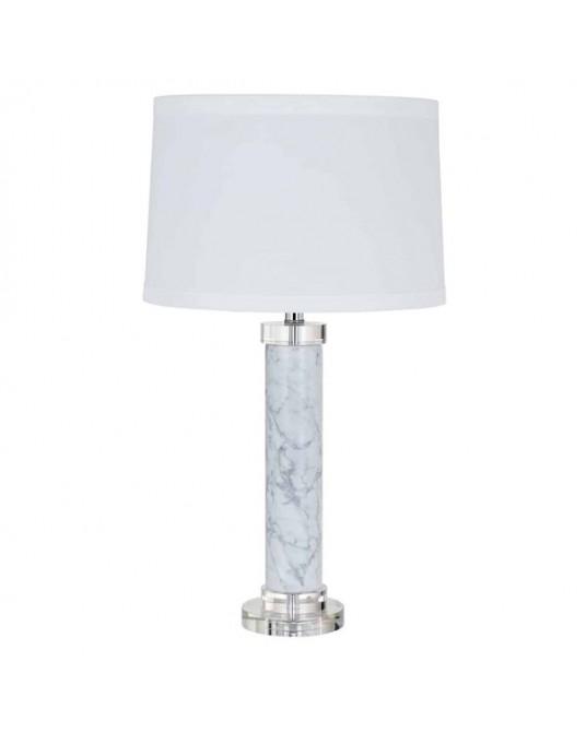 Kane Marble Lamp