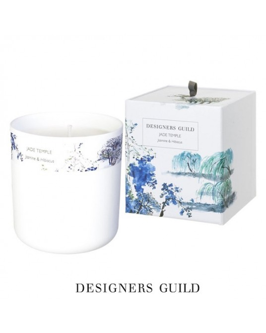 Jade Temple Jasmine Hibiscus