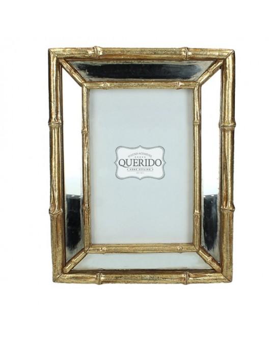 Bamboo Gold Espelho