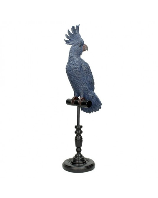 Pavão em Pedestal
