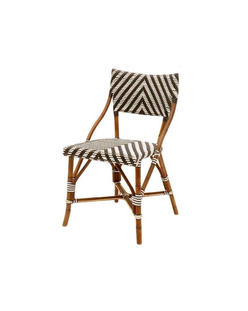 Cadeira Roxie Tecido Mostarda