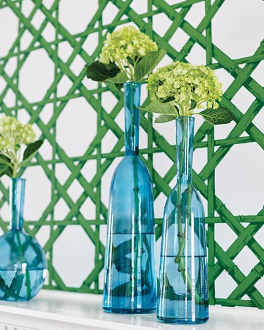 Cyrus Cane Emerald Green