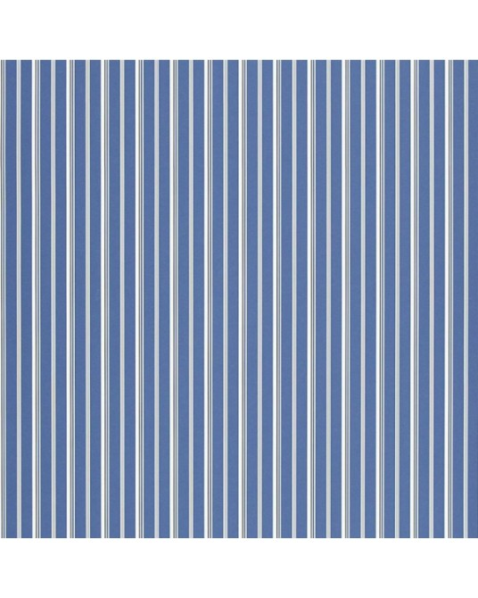 Laurelton Stripe - Porcelain Blue