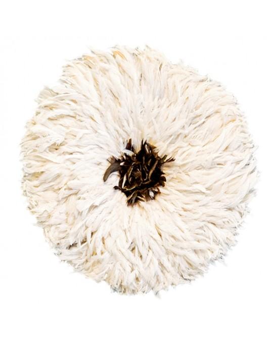 Juju Hat Black And White L
