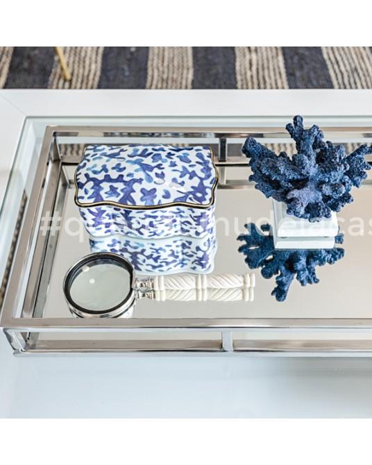 Tray Espelho/ Cromado