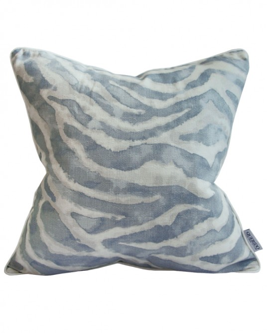 Zambia Blue Pillow