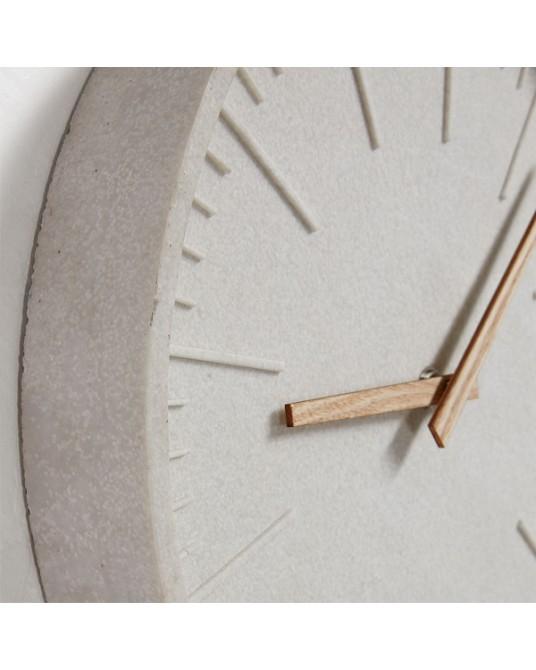 Relógio Mid Cinza