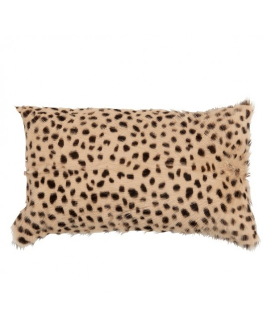 Almofada Leopardo Pelo