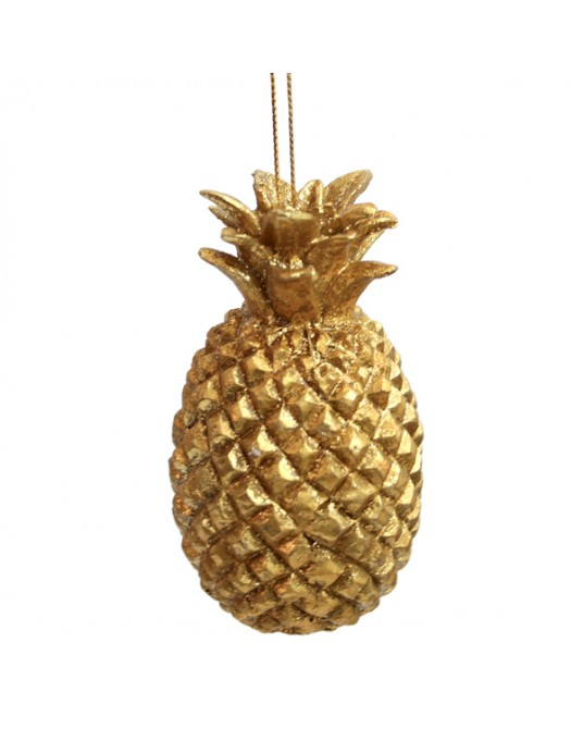 Pendente Pineapple Gold